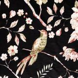 Blossom Black 3/4 PJ Set