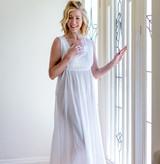 Elena Pinafore-Style Nightdress