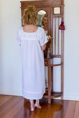 Emily White Nightdress