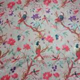 Bird Print Grey Cami & Short Set