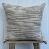 Oriel Ombre Linen Cushion Cover 55 x 55 cm
