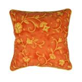 Sahara Cushion Cover Piped Gold