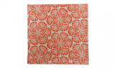 Cora Napkins Coral Set of 6