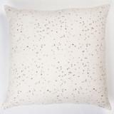 Terrazo Pigment Printed Linen Square Cushion Cover