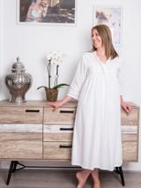 Elizabeth White Nightdress