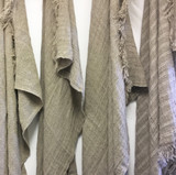 What is there to know about our Handloomed/Rustic Linen Range...