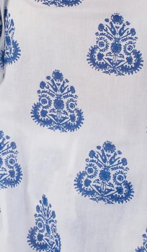 Paradise Blue Tunic Dress (Pack of 3)