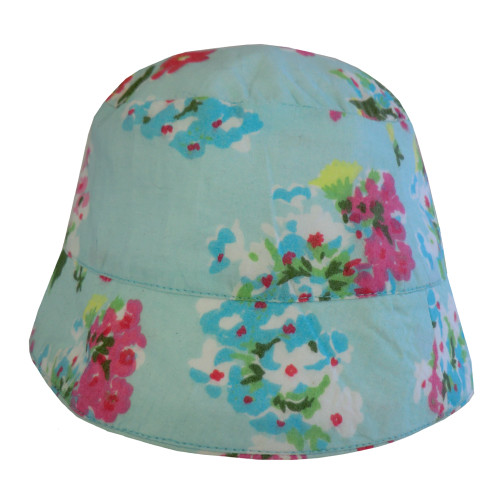 Ariana Blue Brimmed Hat Toddler Pack of 2