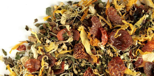 Cold and Flu Tisane