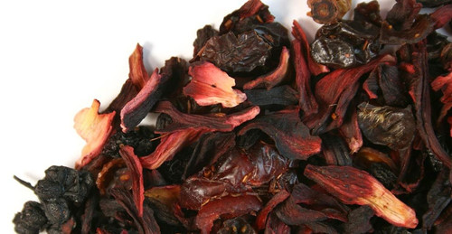 Crimson Berry Tisane