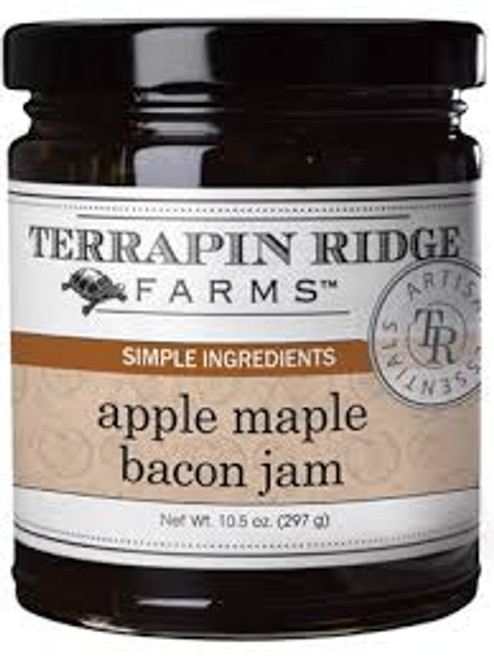 Apple, Maple, and Bacon  Jam