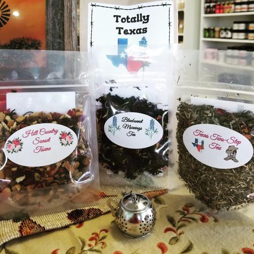 Totally Texas Tea Trio
