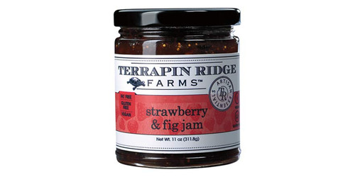 Strawberry Fig Jam