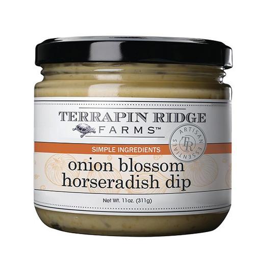Onion Blossom Horseradish Dip