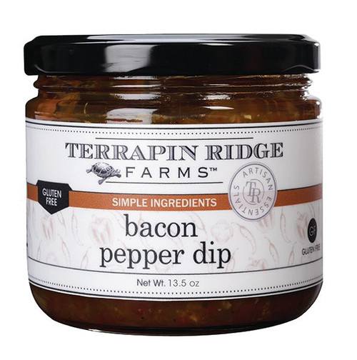 Bacon Pepper Dip