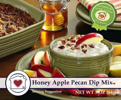 CHC Honey Apple Pecan Dip Mix