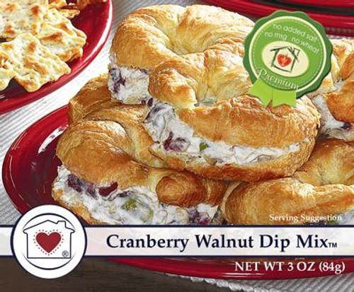 CHC Cranberry Walnut Dip Mix