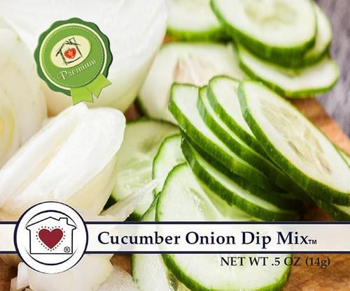 CHC Cucumber Onion Dip Mix