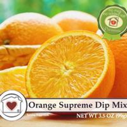 CHC Orange Supreme Dip Mix