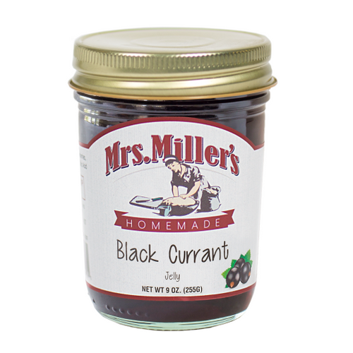 Mrs. Miller's Black Currant Jelly