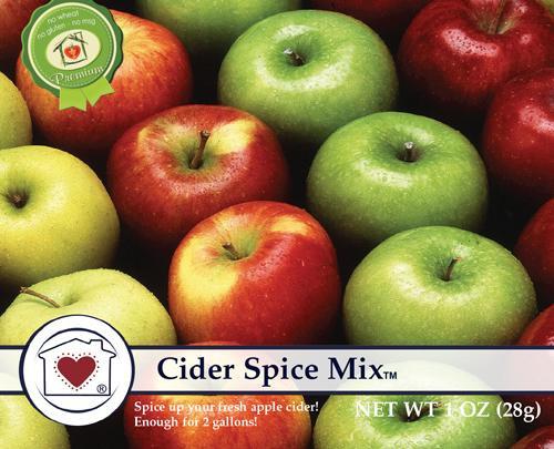 Cider Spice Mix