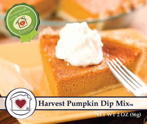 CHC Harvest Pumpkin Dip Mix