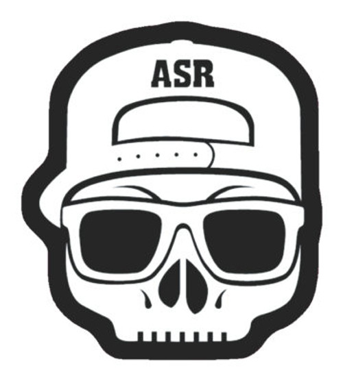 ASR Sticker