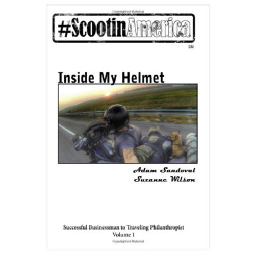 Inside My Helmet will give you a glimpse into Adam's head from the very beginning as he takes what so far has only been a dream and with a lot of work, shapes it into a reality.  *please allow up to 2 weeks for delivery*