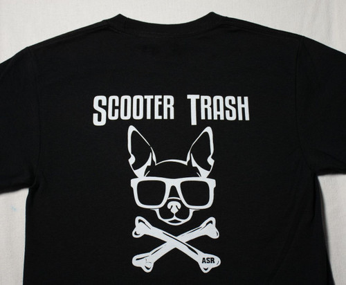Scooter Trash Tee