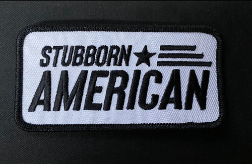 The Stubborn American Patch