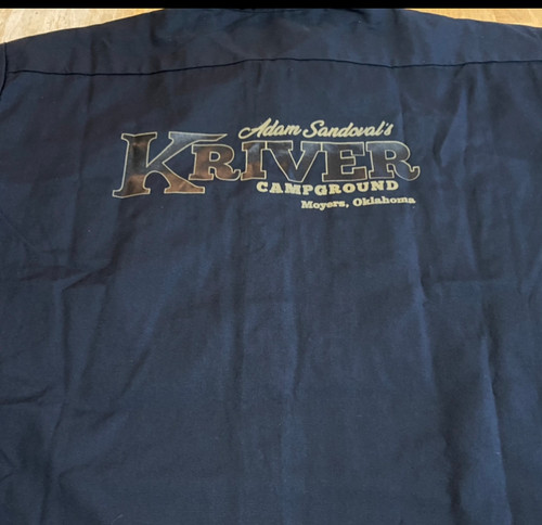 The Kriver Campground Work Shirt