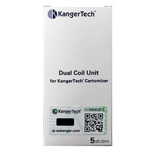 Kanger Dual Coil New Sub oHm Thumbnail Sized