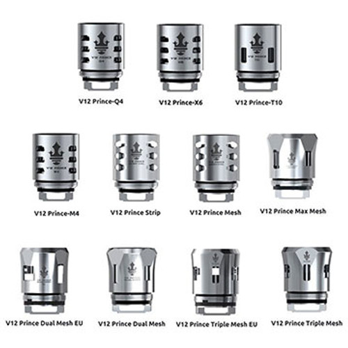 SMOK TFV12 Prince Coil (3 Pack) All Types Thumbnail Sized