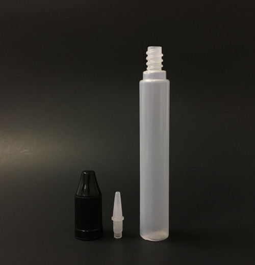 15ml Unicorn Bottle (50pcs/Bag) with Childproof Cap