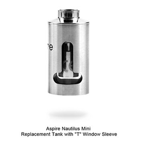 Steel Nautilus Mini Replacement ( 1 Pack) T Thumbnail Sized
