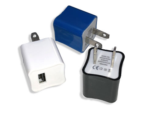 Wall Charger Cube
