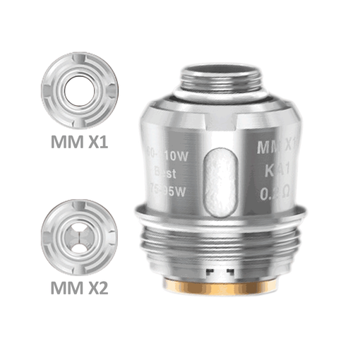 MeshMellow Coil (For Alpha Tank) Coil View