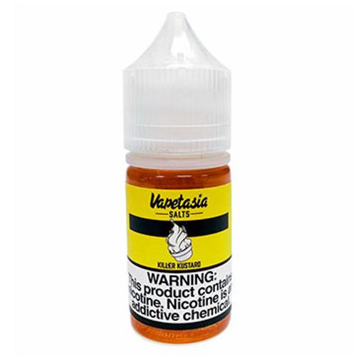 Killer Kustard (30 ml) by Vapetasia Salt Thumbnail Sized