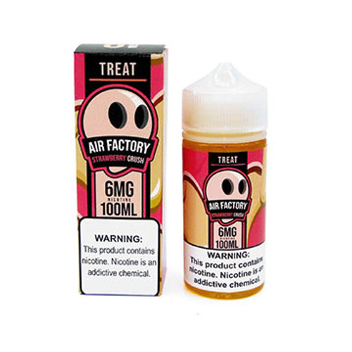 Strawberry Crush (100 ml) Air Factory Thumbnail Sized