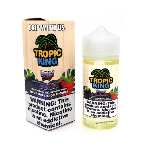 Berry Breeze by Tropic King (100 ml) (Candy King)