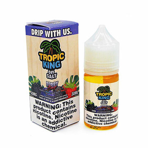 Berry Breeze by Tropic King (30ml) - Candy King Salts Thumbnail Sized