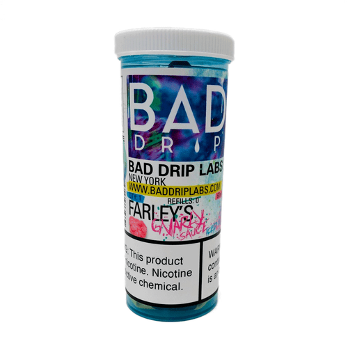 Farley's Gnarly Sauce  Iced Out (60ml) Bad Drip