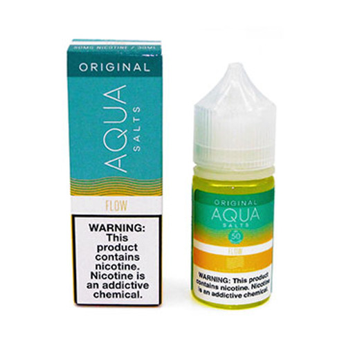 Flow (Aqua) 30 ml Nic Salt by Marina Vape Thumbnail Sized