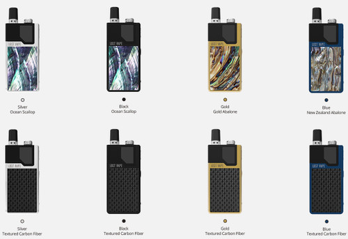 Orion DNA GO Pod Mod Only - BY Lost Vape (Pod not Included) All Colors Named