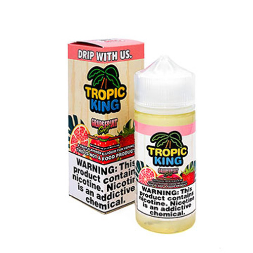 Grapefruit Gust Tropic King (100 ml) By Candy King Thumbnail Sized