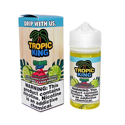 Cucumber Cooler Tropic King (100 ml) By Candy King Thumbnail Sized