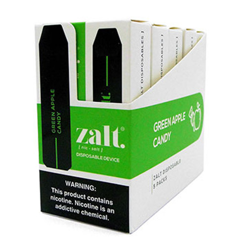 Disposable Device by Zalt  (3 Pack) ( Nic Salt) Thumbnail Sized