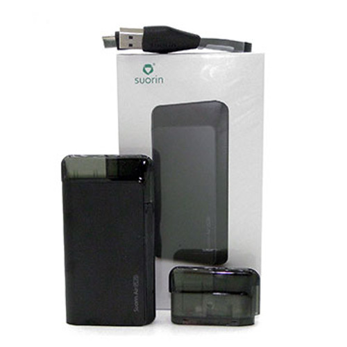Suorin Air Plus Pod Kit by Suorin Package and Contents Thumbnail Sized