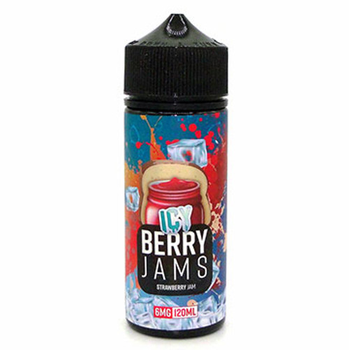 Icy Berry Jams by OOOFlavors (120ml) Thumbnail Sized