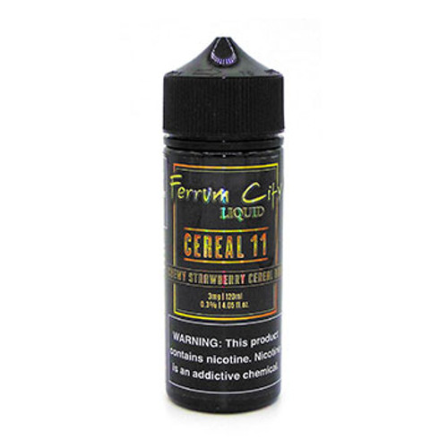 Cereal 11 by Ferrum City (120ml) Thumbnail Sized